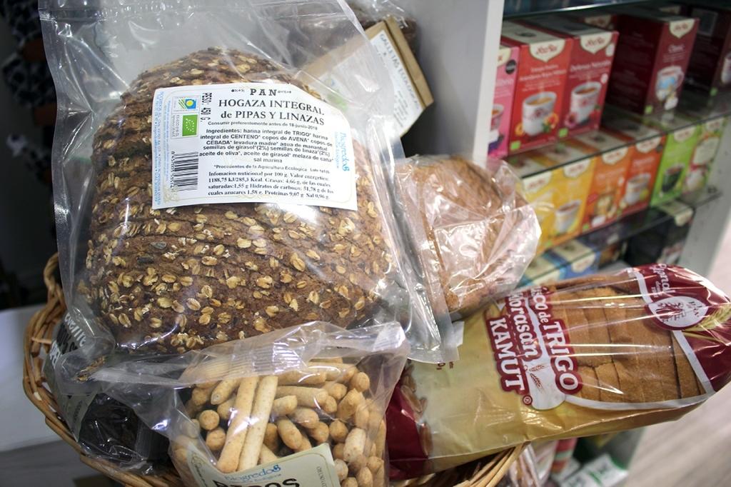 Tienda Santiveri en Valladolid,productos dieteticos,dieta deportiva,medicina natural