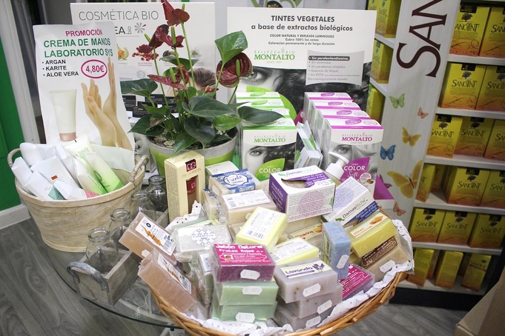 Tienda Santiveri en Valladolid,productos herbologicos,herbolario en valladolid,pastas