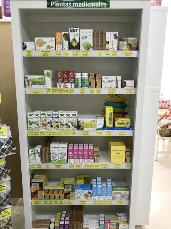 Tienda Santiveri en Valladolid, ecologicos,chitosan,estracto de frambuesa,vitamina c concentrada