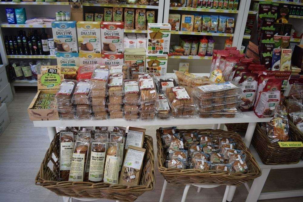 Tienda Santiveri en Valladolid, productos de alimentacion,cosmetica natural,azucar de caña