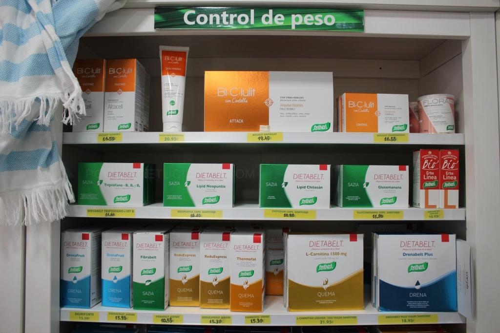 Centro dieteticos Santiveri Valladolid,adelgazar en valladolid,medicina natural