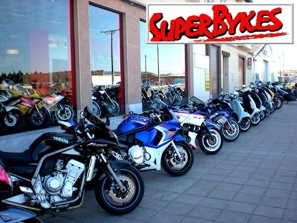 Tienda de motos en Valladolid