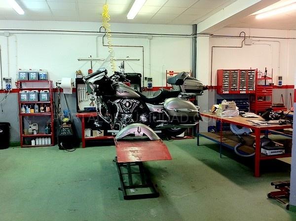 Taller Mecánico de motos