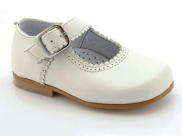 Calzado de calidad, zapato hecho en españa para niño