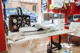 Alfa Máquinas de Coser, maquinas de coser valladolid, costura en valladolid, tiendas valladolid