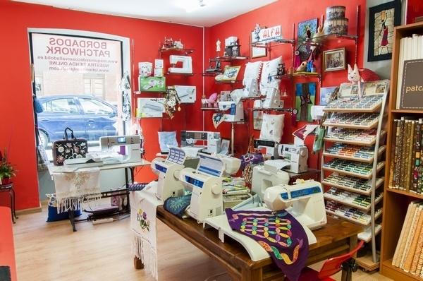 cursos de Patchwork en Valladolid, agujas de coser,maquinas de bordar,taller de costura