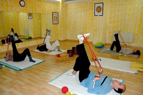Reordenación de la postura y conciencia corporal