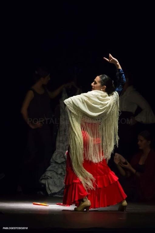 cristina redondo profesora de baile
