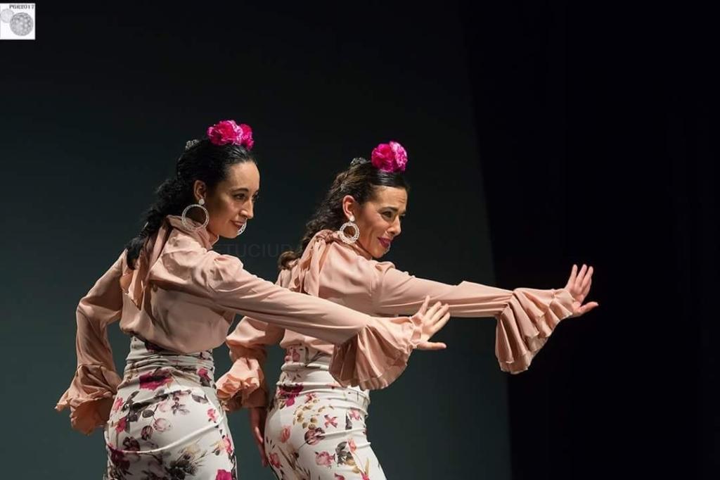 Sara Baras, María Jesús García Oviedo y Antonio de Verónica en Valladolid