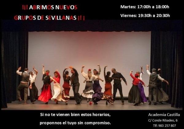 Escuela de Flamenco,baile,jondo,musica,profesor de sevillanas, profesora de sevillanas