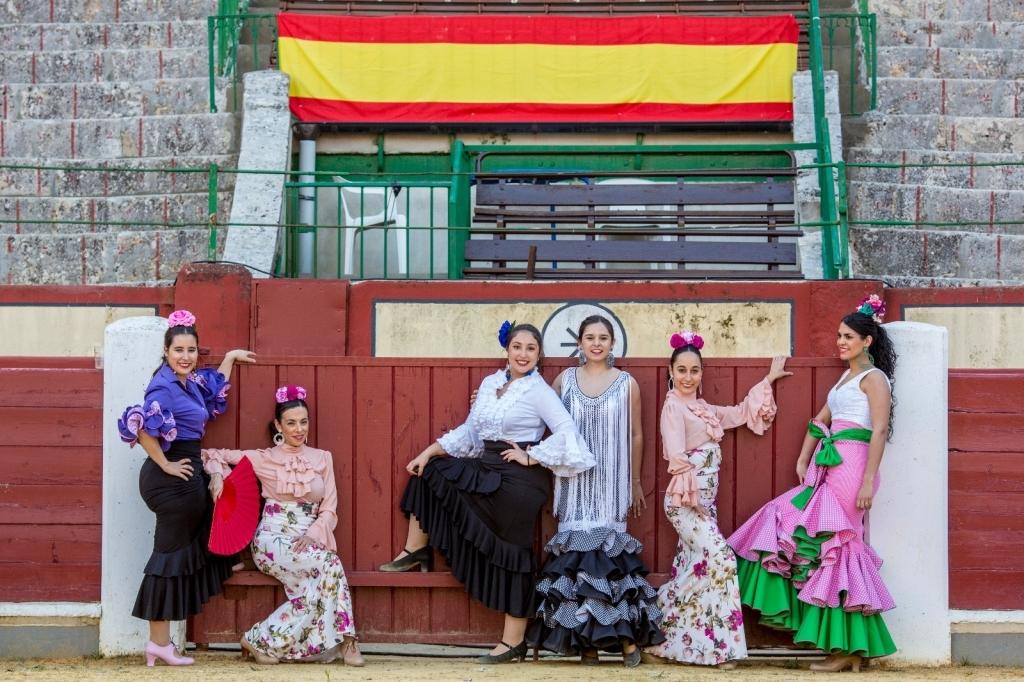 Espectáculos Flamencos en Valladolid,clase de castañuelas,danza clasica,cante jondo