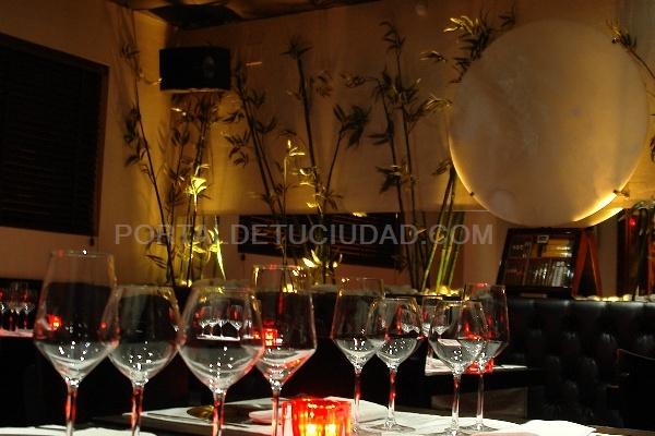 Restaurante la Teta y  la Luna,tapas,juan pablo ii valladolid,bar en villa de prado