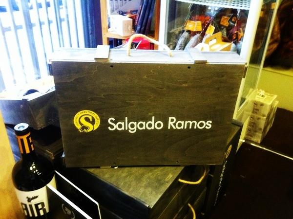 Jamonería Salgado Ramos,productos ibericos centro valladolid,chorizo valladolid