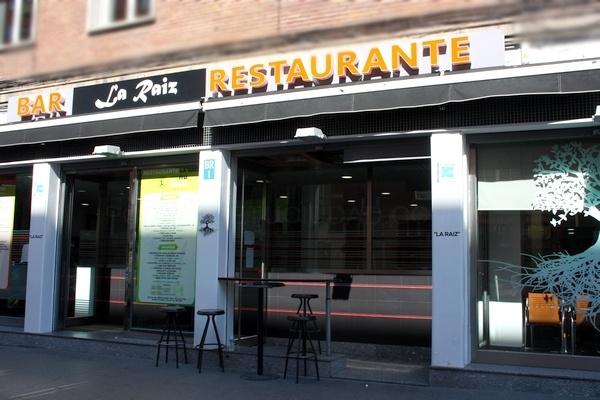 Restaurante - Arrocería La Raíz