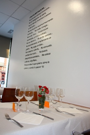 Restaurante La Raíz, restaurante en valladolid,tapas estacion autobuses valladolid