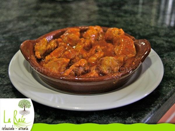 Restaurante La Raíz, cañas valladolid, raciones valladolid, tapas valladolid, bares en valladolid