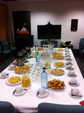 Catering y Restauración en Valladolid,menu con comida de calidad