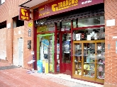 Estanco en Valladolid,loteria en villa de prado,golosinas,material de papeleria