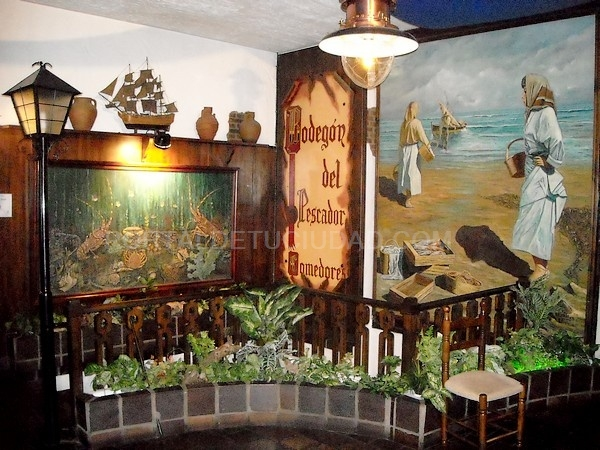 Restaurante Marinero Pedro Olivar