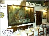 Restaurante marinero Pedro Olivar, arroz con bogavante