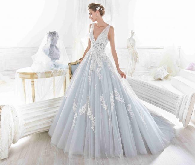 Vestidos de novia en valladolid