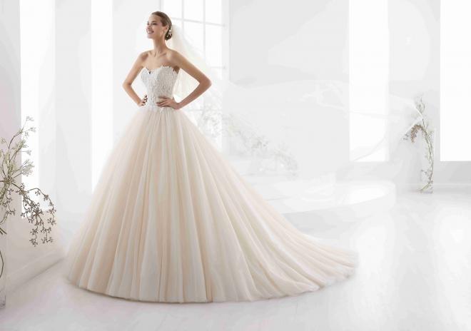galeria de fotos - azahar novias – trajes de novia en valladolid
