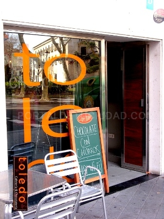 Cafetería y Chocolatería Toledo