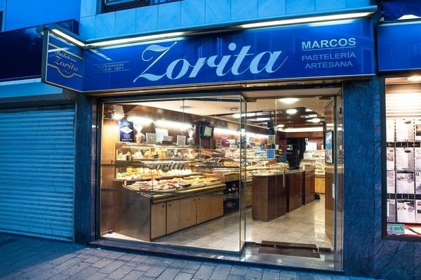 Pastelería en Valladolid Zorita