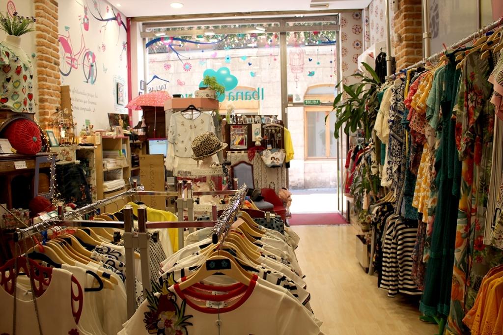 Moda de mujer, vintage,moda casual,tienda de ropa en centro valladolid