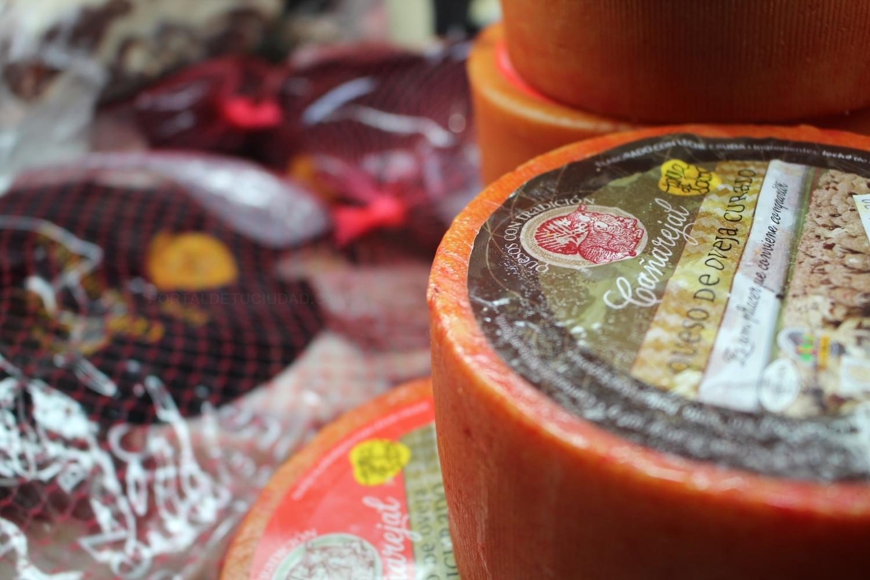 Productos ibéricos, comida tierra castellana