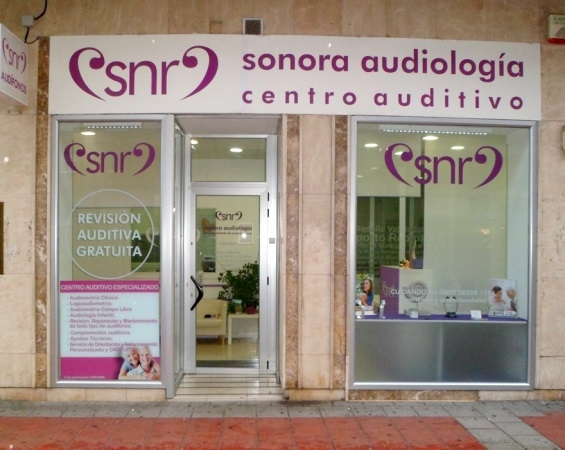 Centro auditivo en Valladolid