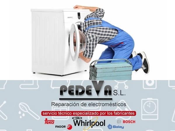 Reparación de electrodomésticos - PEDEVA