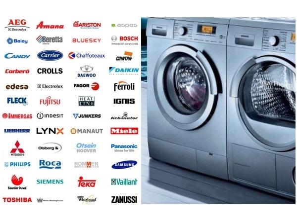 reparacion de horno,secadora y lavadora,piezas de recambios para electrodomesticos
