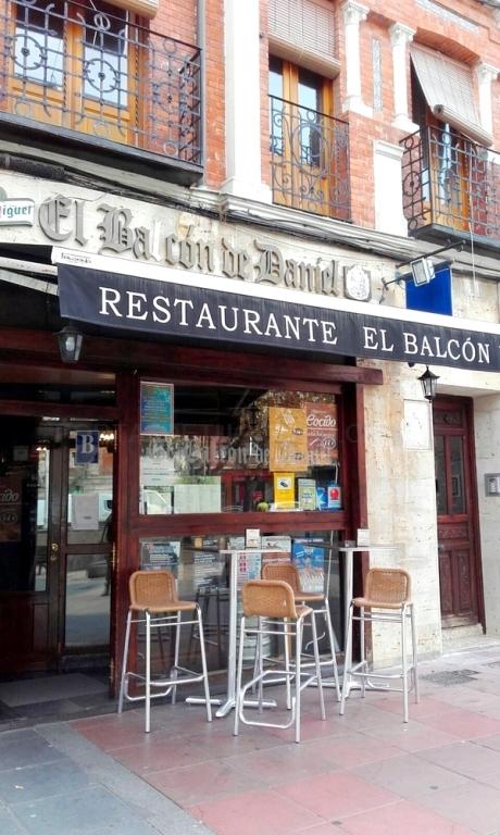 EL BALCON DE DANIEL- RESTAURANTE