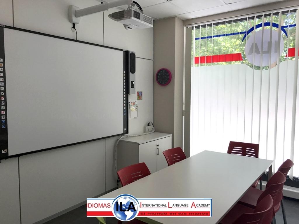 grupos reducidos,clases intensivo ingles,profesores nativos,bilingües,english,examenes oficiales