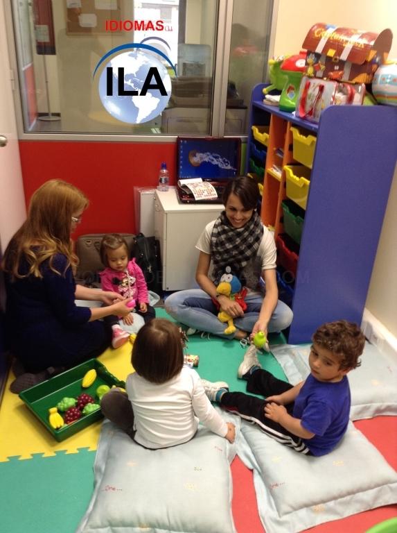 clases de idiomas para bebes,canciones en ingles,