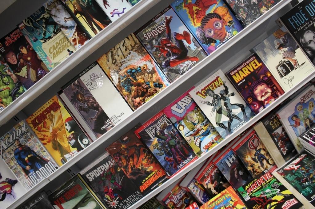 Norma Editorial, Panini Comics, Planeta De Agostini, Random House Mondadori, Timunmas y Planeta Comi