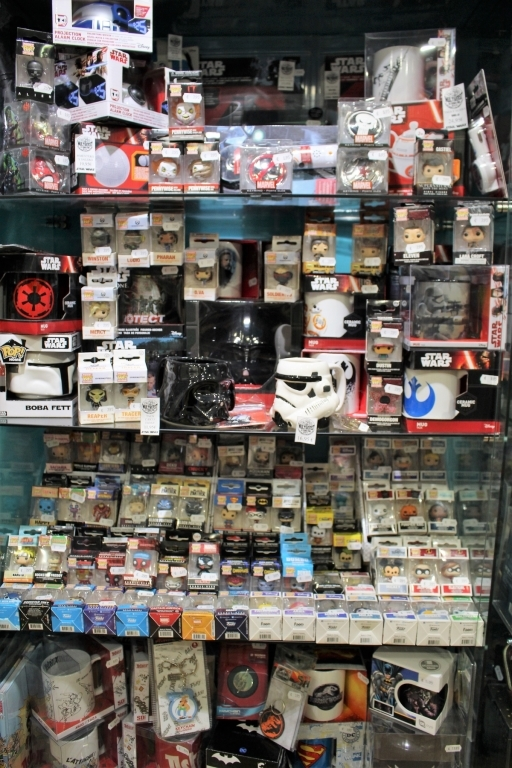 figuras de star wars,Cosas de harry potter,baritas magicas en valladolid