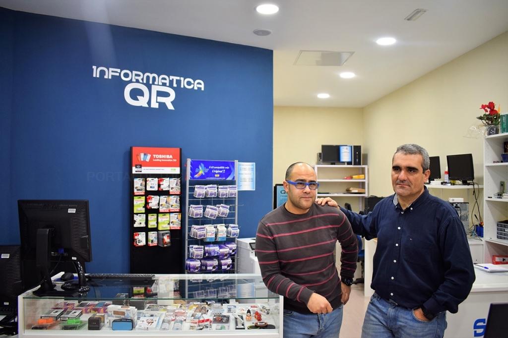 tienda de ordenadores valladolid,informatica qr,instalacion de discos duros