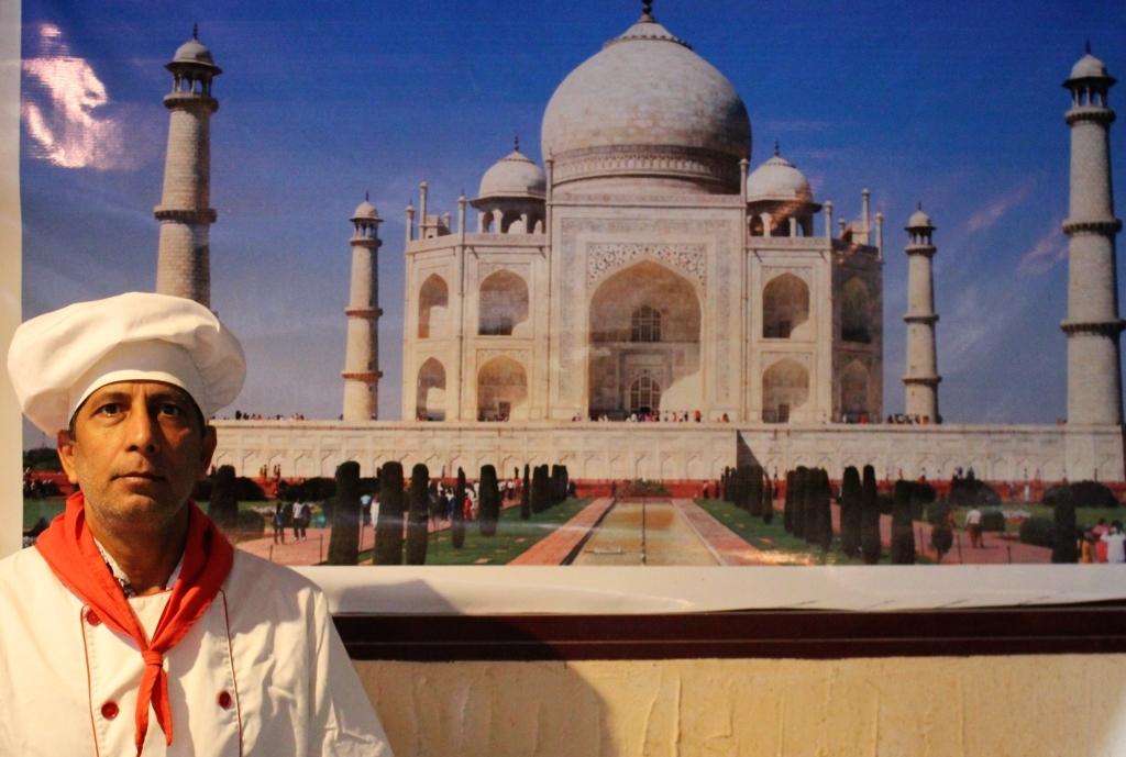 Restaurante de comida hindú - NAMASTÉ INDIA