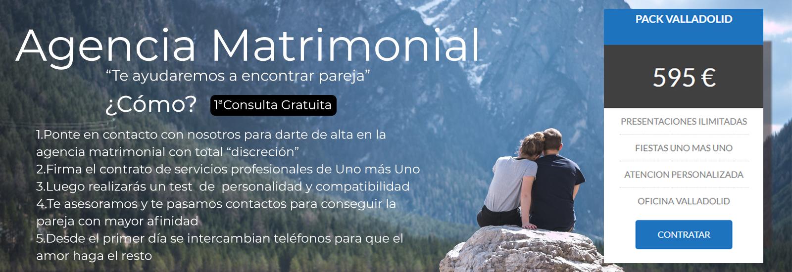Agencia matrimonial valladolid [PUNIQRANDLINE-(au-dating-names.txt) 45