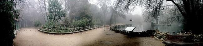 Campo grande de Valladolid