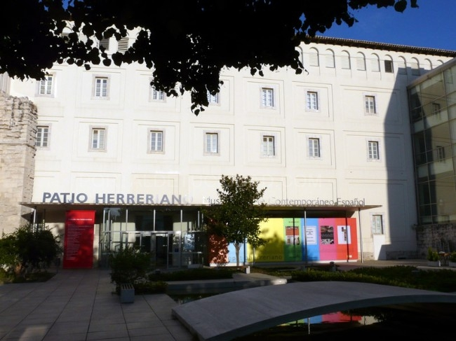 Museo Patio Herreriano de Valladolid