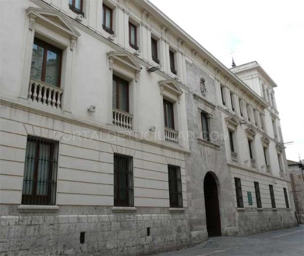 Palacio del Marqués de Villena de Valladolid