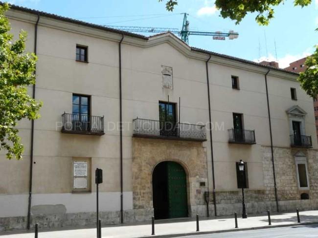 Palacio de los Vivero (Chancillería) de Valladolid