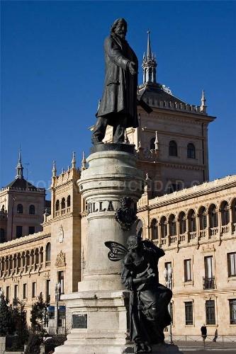 Monumento a José Zorrilla de Valladolid