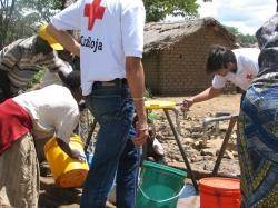 CRUZ ROJA DESARROLLA UN PROYECTO DE DESARROLLO AGRARIO SOSTENIBLE EN TANZANIA CON LA COLABORACION DEL AYUNTAMIENTO Y LA DIPUTACION DE VALLADOLID