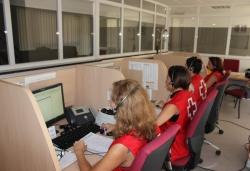 CAMPANA 'OLA DE CALOR' CRUZ ROJA REALIZA UN SEGUIMIENTO TELEFONICO A MAS DE 800 PERSONAS MAYORES DE LA PROVINCIA PARA PREVENIR LOS EFECTOS DE LAS ALTA