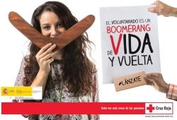 5 de Diciembre: Día Internacional del Voluntariado  Cruz Roja en Valladolid agradece a las más de 3.400 personas voluntarias su compromiso