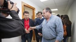 PRIMARIAS PROVINCIALES: PABLOS SEGUIRA AL FRENTE DEL PSOE DE SALAMANCA Y LEON TENDRA SEGUNDA VUELTA
